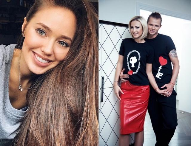 Новая девушка дмитрия тарасова анастасия костенко беременна