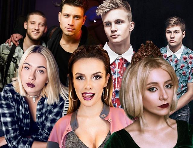 Раздвинула секс украинских артистов и певиц дешевые