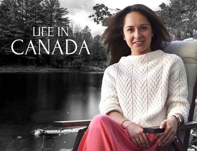 Секс в канаде видео