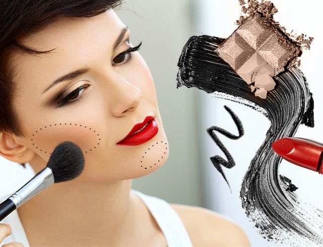 о макияже не забывай конечнр