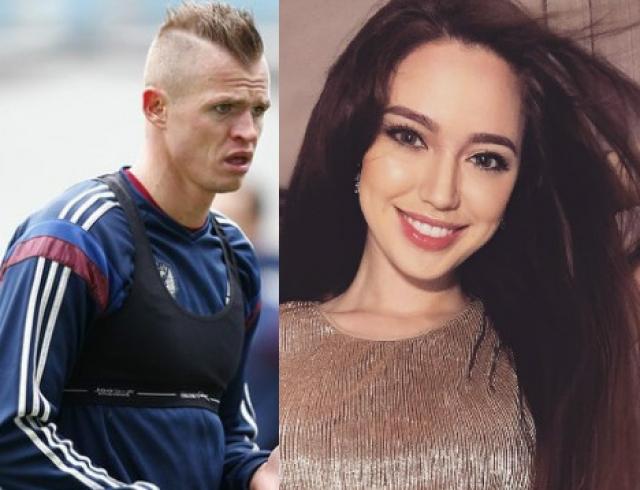 Новая любовница Дмитрия Тарасова шокировала перекачанными губами