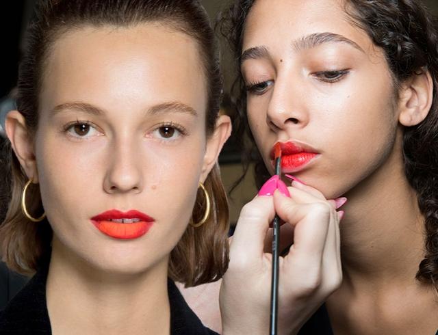 Модный макияж, прически и маникюр весны-2017
