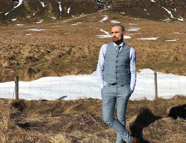 Как проходит таинственная поездка Димы Билана в Исландию