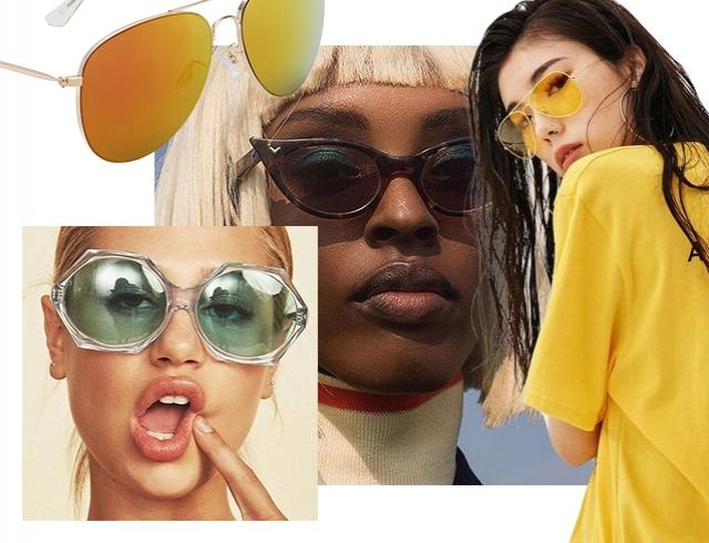 Как подобрать солнцезащитные очки по форме лица женщине онлайн
