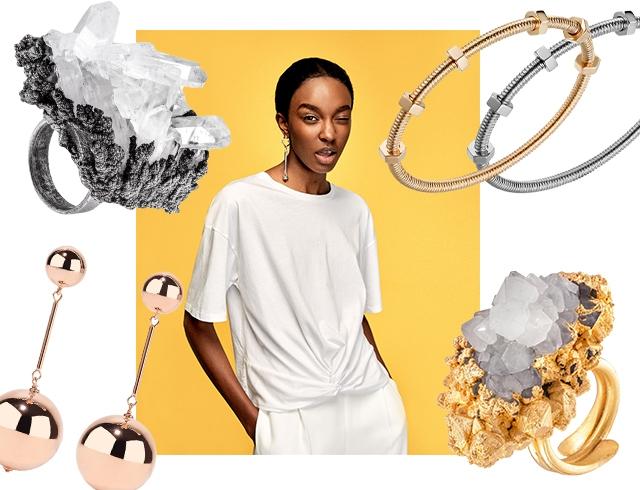 2d465272276d Модные украшения и как их носить весной-летом 2017 — 2018