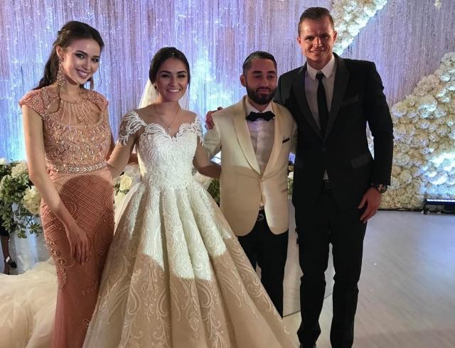 Свадьба бузовой фото