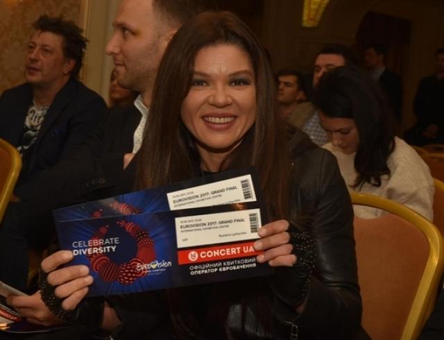 Гостям «Евровидения» вКиеве продали билеты нанесуществующие места