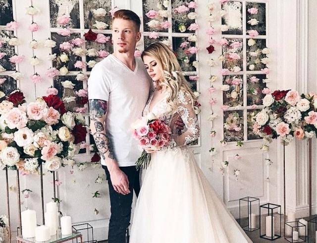 Пугачева на свадьбе никиты