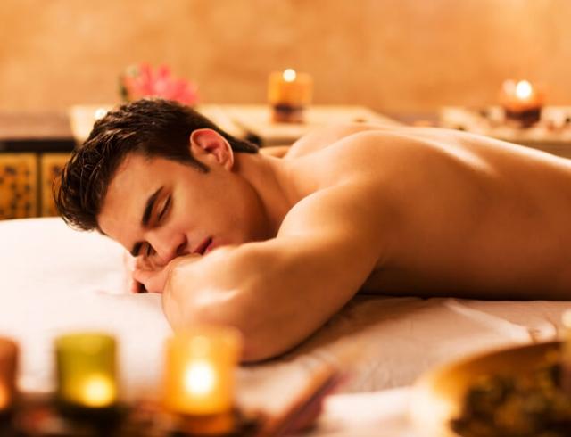 Сексуальный тайский массаж мужчине