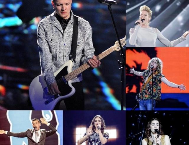 Беларусь вышла вфинал «Евровидения»