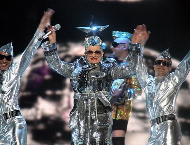 Верка Сердючка возмущена организацией «Евровидения-2017» вУкраинском государстве