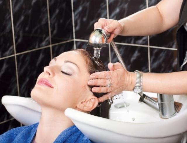 Как отмыть от тела краску для волос