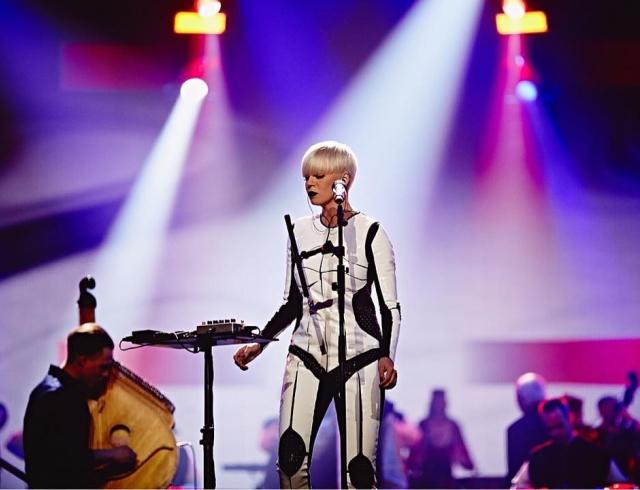 Ультиматум: ONUKA наотрез отказалась выступать с российскими музыкантами
