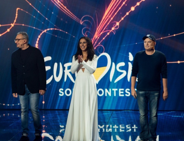 Выступление украинской группы, занявшей 24-е место, Джамала назвала отличным