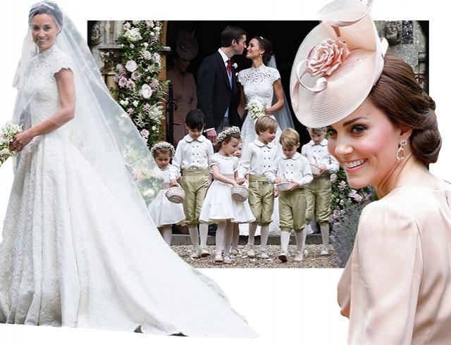 Платье свадьба кейт миддлтон