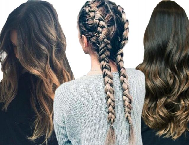 Как сделать волнистые волосы с помощью косичек
