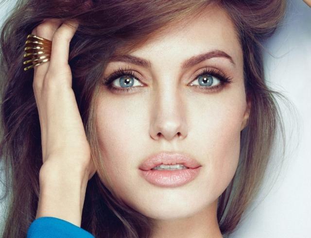 Как выглядит Анджелина Джоли после развода: Анджелина ... анджелина джоли