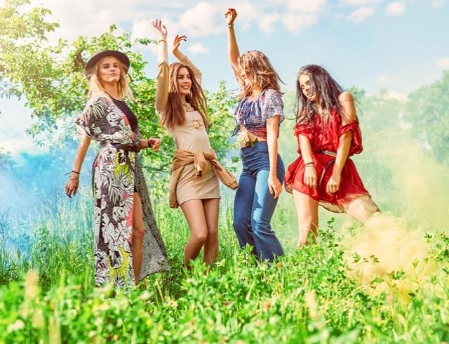 Don't worry, be hippie: 8 идей для фестивального лета