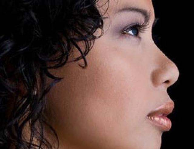 Форма носа и секс