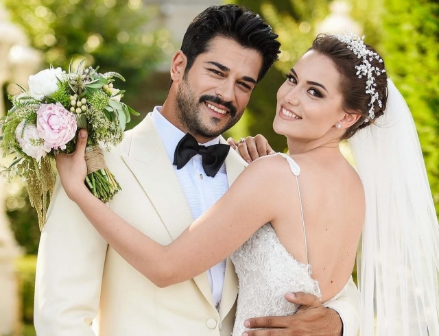 Видео свадьба бурака озчивита