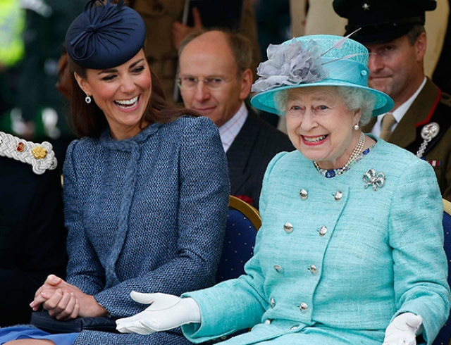 Жить по-царски: Кейт Миддлтон наняла няню для детей за безумные деньги