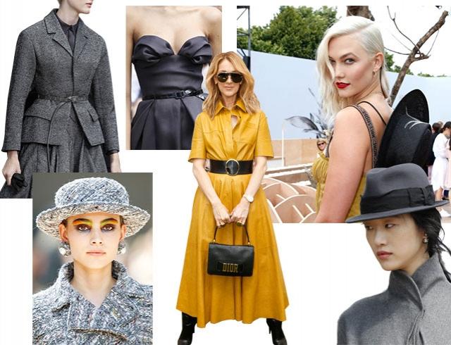 Неделя высокой моды в Париже  главное на кутюрных показах Dior и Chanel eecec277ec7