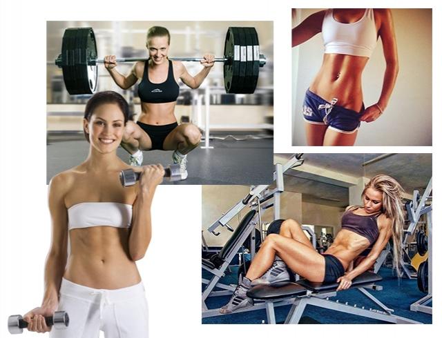 можно ли похудеть если делать силовые упражнения