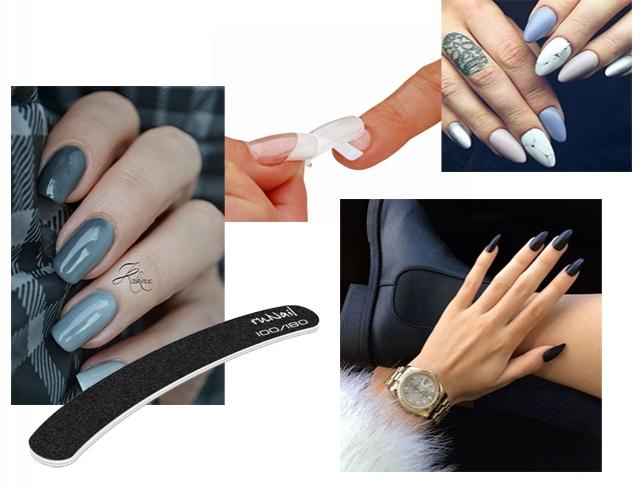 Лаки для ногтей цвета 2012