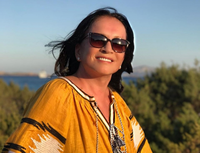 Софии Ротару сегодня 70: артистка с родными отдыхает в Италии (ФОТО)