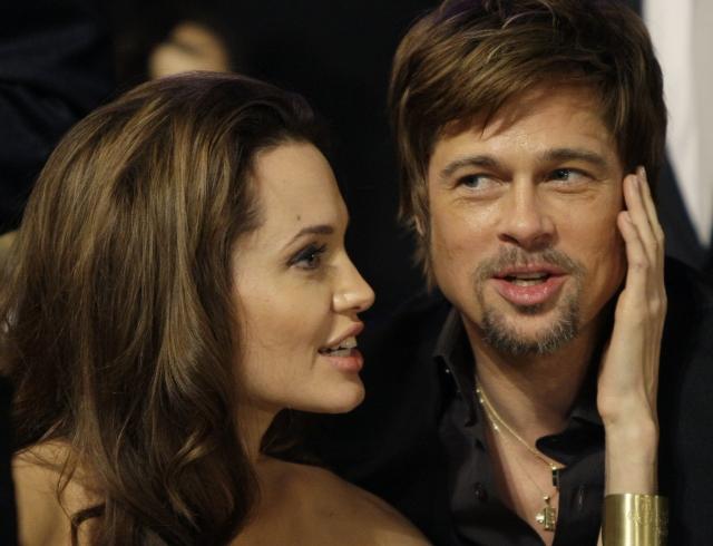 Анджелина Джоли и Брэд Питт приостановили бракоразводный процесс: надежда на примирение еще есть!