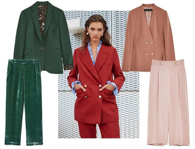 0dfa99335f7 Модные брючные костюмы на осень  где купить и как носить