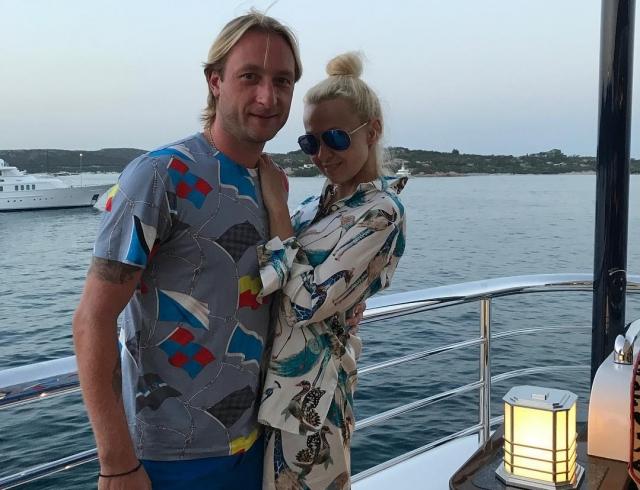 Венчание Яны Рудковской и Евгения Плющенко: известны подробности будущего торжества
