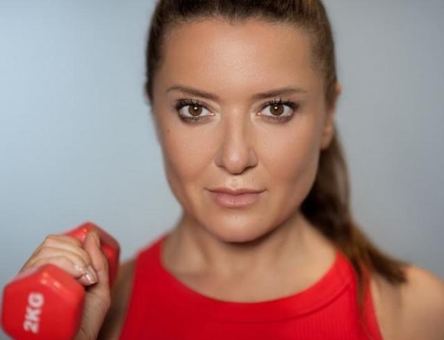 Наталья Могилевская рассказала, почему не будет танцевать с Ямой, о диете и риске подорвать здоровье