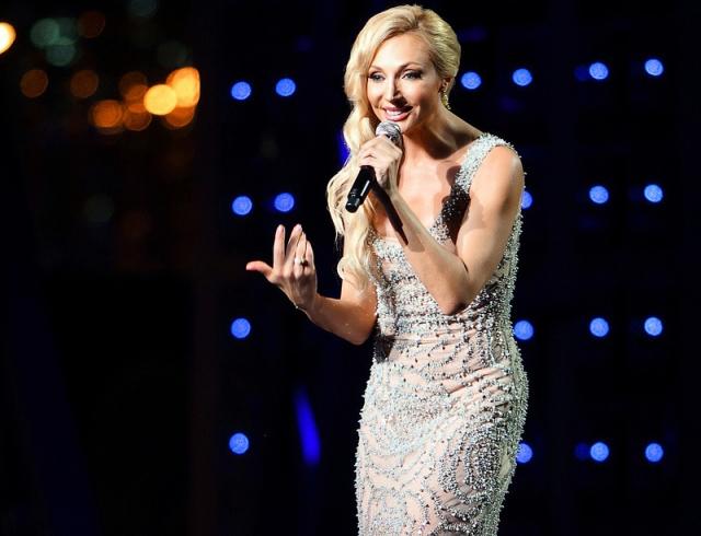 В Киеве отменили концерт Кристины Орбакайте, который был перенесен на полгода
