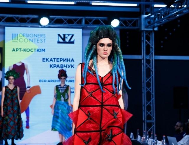 986961600115 Финалисты конкурса New Fashion Zone показали лицо современной украинской  моды