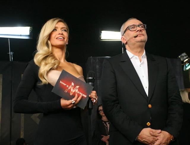 """Константин Меладзе воспел оды Вере Брежневой: """"Она потрясающий человек, самая красивая равным образом сексуальная"""""""
