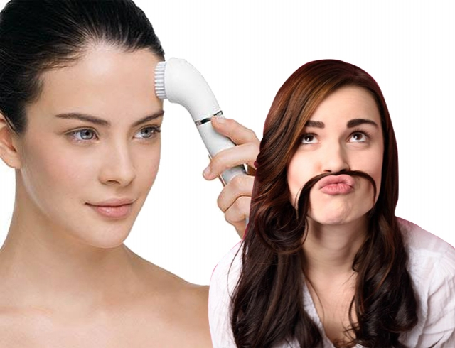 Волосы лезут в лицо во время секса