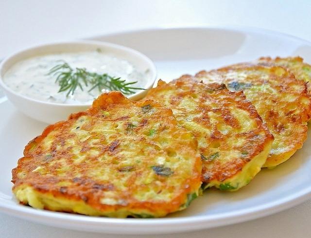 рецепты из кабачков рецепты с фото пошагово