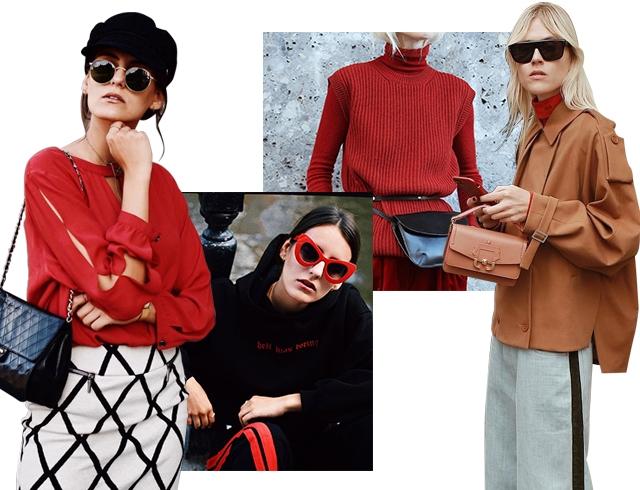 c89e0e76f01 Как модные девушки одеваются осенью  70 стильных образов из Instagram
