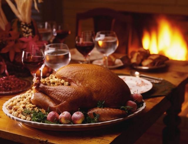 Вожидании Дня благодарения. Появились кадры огромной пробки вСША