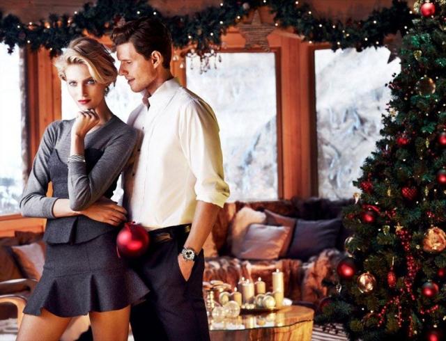 Семейные пары для секса с новым годом