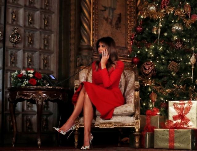 Мелания Трамп решила спилить 200-летнюю магнолию налужайке Белого дома