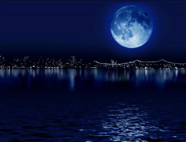 Лунное затмение можно будет наблюдать 31января