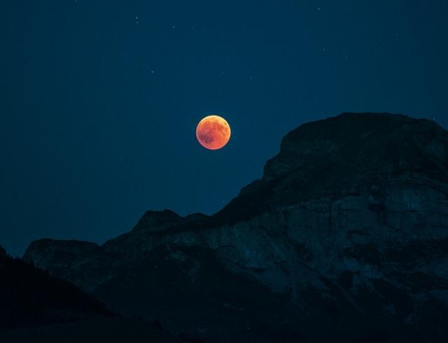 Нижегородцы смогут увидеть полное лунное затмение вконце января