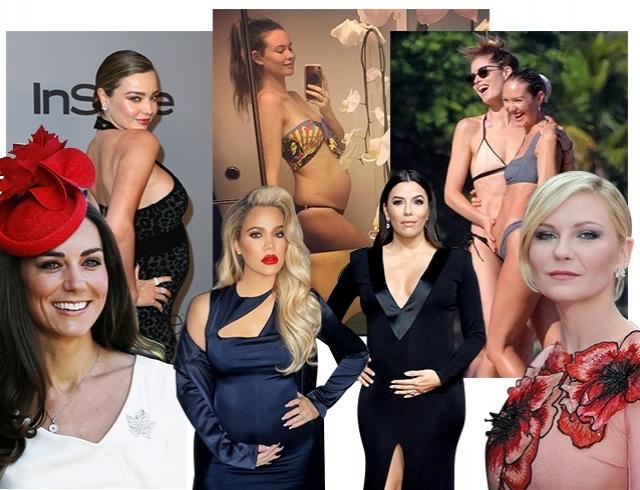 Самые красивые русские модели Фото самых красивых беременных русских звёзд