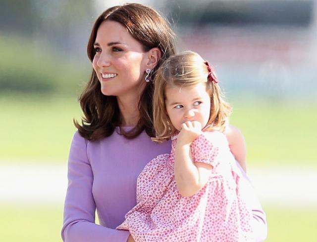 Дочь принца Уильяма иКейт Миддлтон заговорила по-испански