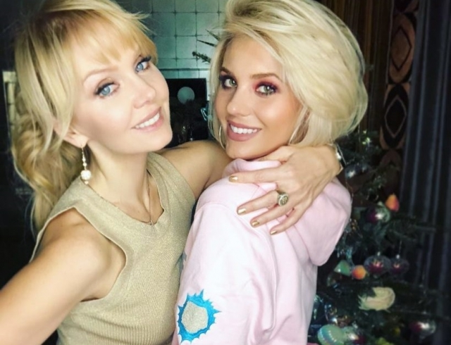 Анна Шульгина рассказала о том, что Валерия снова стала мамой