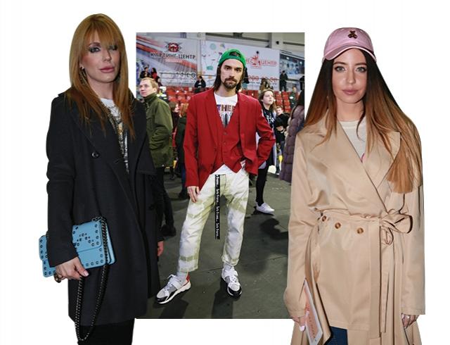 6ca876436e7d Самое интересное с первых двух дней Ukrainian Fashion Week (гости показов и  street-style