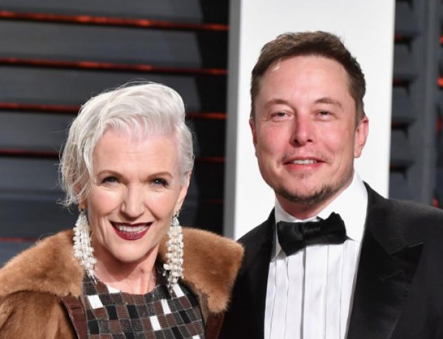 Как воспитать миллиардера: мама Илона Маска раскрыла секреты успехов своего сына