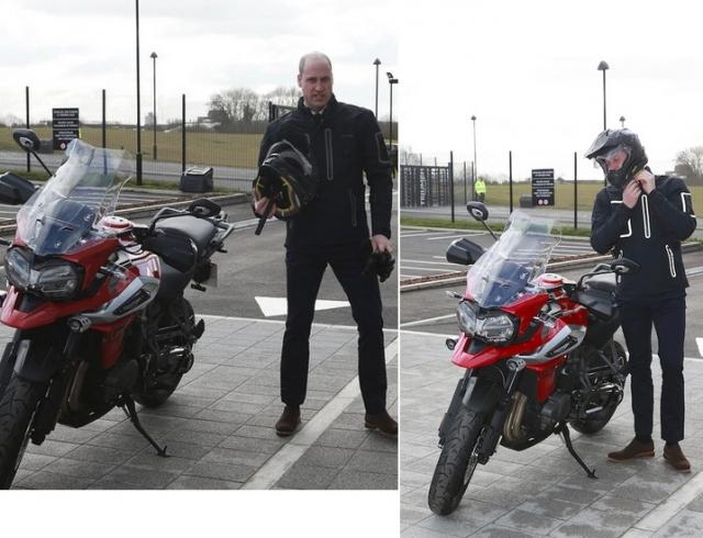 Занятием сексом на мотоцикле